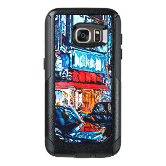 Neon Reflections OtterBox Samsung Galaxy S7 Case