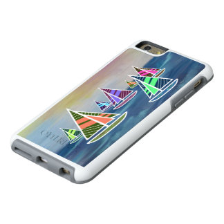Neon Sails OtterBox iPhone 6/6s Plus Case