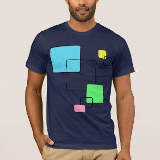 Neon Squares T-Shirt