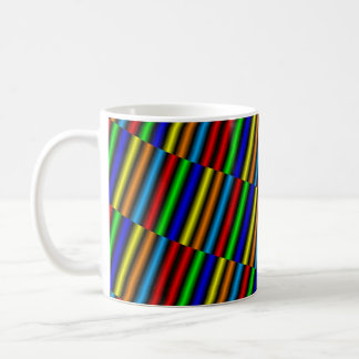 NEON STRIPE-H-B COFFEE MUG
