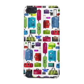 Neon Suitcases iPod Touch 5G Case