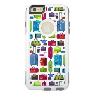 Neon Suitcases OtterBox iPhone 6/6s Plus Case