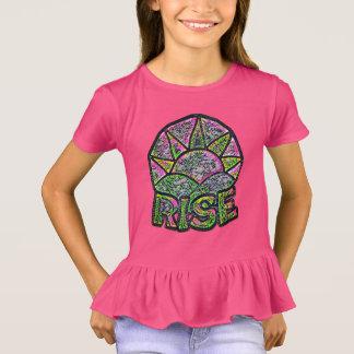 Neon Sun Rise ~ Uplifting Message Graphic T-Shirt