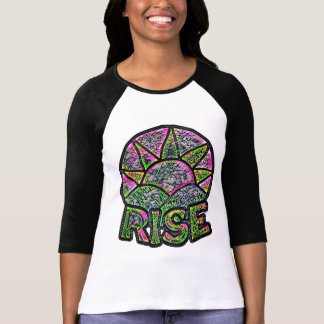 Neon Sun Rise ~ Uplifting Message Graphic T-Shirt