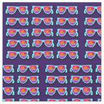 Neon Sunset Shades Fabric