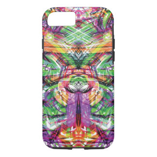 Neon Tribal Graffiti Abstract ArtWork iPhone 7 Case