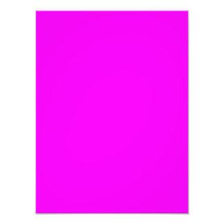 Neon Violet Purple Color Trend Blank Template Photo