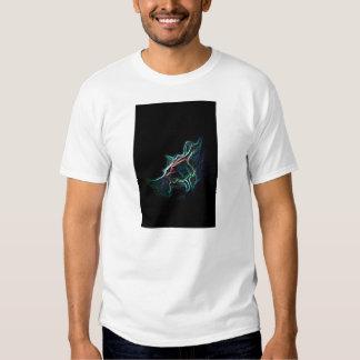 Neon Wall-flower Tee Shirt