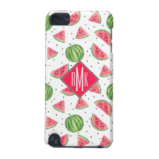 Neon Watercolor Watermelons Pattern iPod Touch 5G Covers