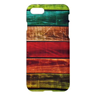 Neon Wood iPhone 8/7 Case