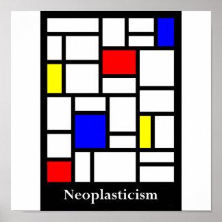 neoplasticism poster