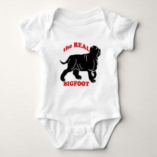 Neopolitan Mastiff Baby Bodysuit