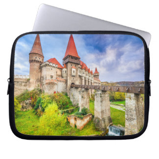 Neoprene Laptop Sleeve 10 inch Corvin castle