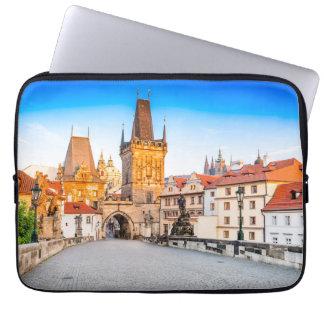 Neoprene Laptop Sleeve 13 inch Prague