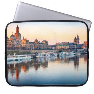 Neoprene Laptop Sleeve 15 inch Dresden