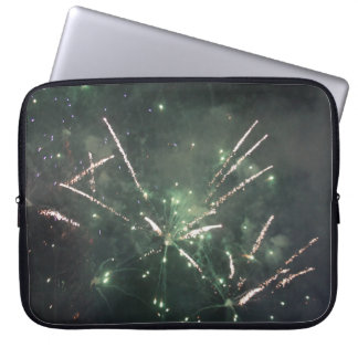 Neoprene Laptop Sleeve 15 inch-- Fireworks