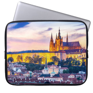 Neoprene Laptop Sleeve 15 inch Prague