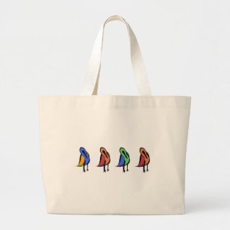 Neotropical Delight Large Tote Bag