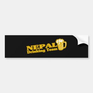NEPAL BUMPER STICKER