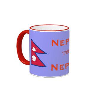 NEPAL* Coffee Mug
