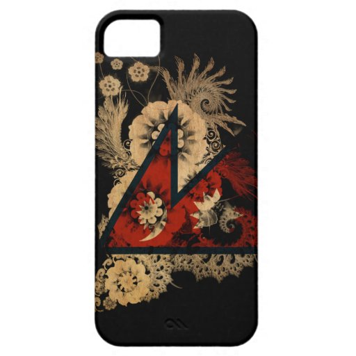 Nepal Flag iPhone 5 Covers