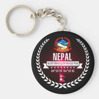 Nepal Key Ring