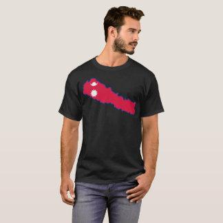 Nepal Nation T-Shirt