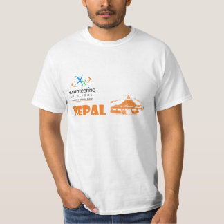 Nepal T-shirt - Volunteer Solutions