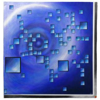 Nepheros V1 - planet square Napkin