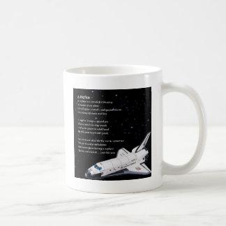 Nephew Poem - space Coffee Mug