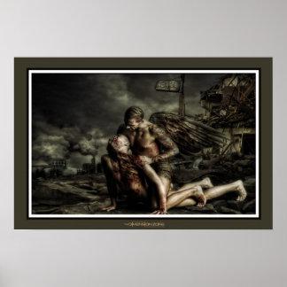 Nephilim's Wrath Print