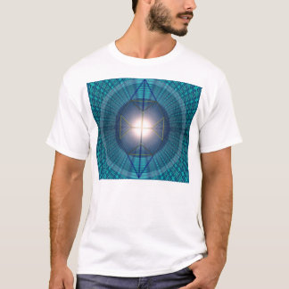 Neptune And Uranus Per Martineau T-Shirt