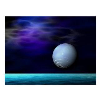 Neptune at home poster