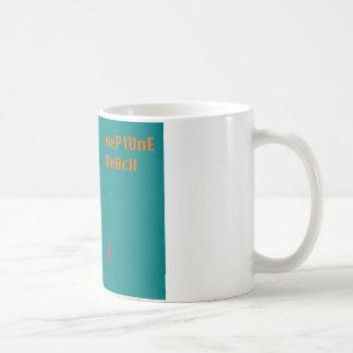 Neptune Beach Robot 3 Coffee Mug