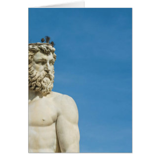 Neptune in Florence02 Card