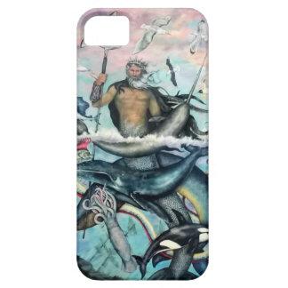 Neptune iPhone 5 Cover
