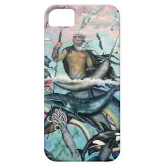 Neptune iPhone 5 Cover