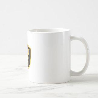 Neptune Skull Front Shield Coffee Mug