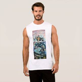 Neptune Sleeveless Shirt