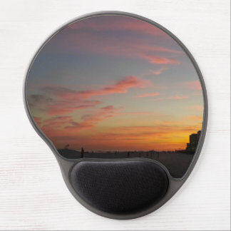 Neptune Sunset Gel Mouse Pad