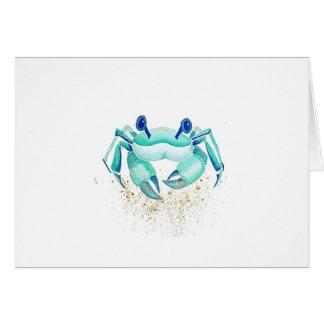 Neptune's Crab Card