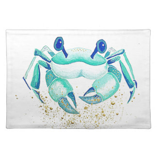 Neptune's Crab Placemat
