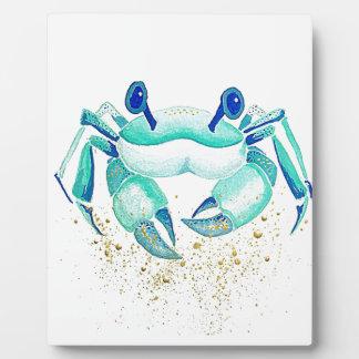 Neptune's Crab Plaque