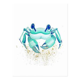 Neptune's Crab Postcard