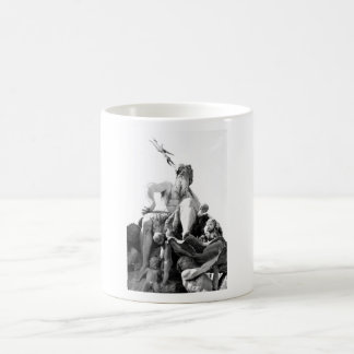 Neptune's fountain in Berlin, Germany Coffee Mug