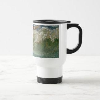 Neptunes Horses Mug