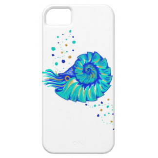 Neptune's Nautilus Case For The iPhone 5