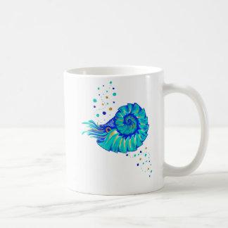 Neptune's Nautilus Coffee Mug