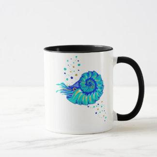 Neptune's Nautilus Mug