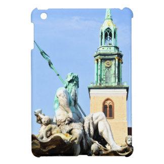 Neptun's fountain in Berlin, Germany iPad Mini Cases